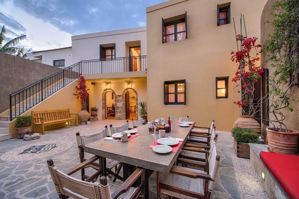Zacosta Villa Hotel, Rhodes Hotels, Greece
