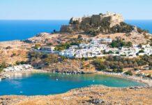 Rhodes Island, Lindos Village