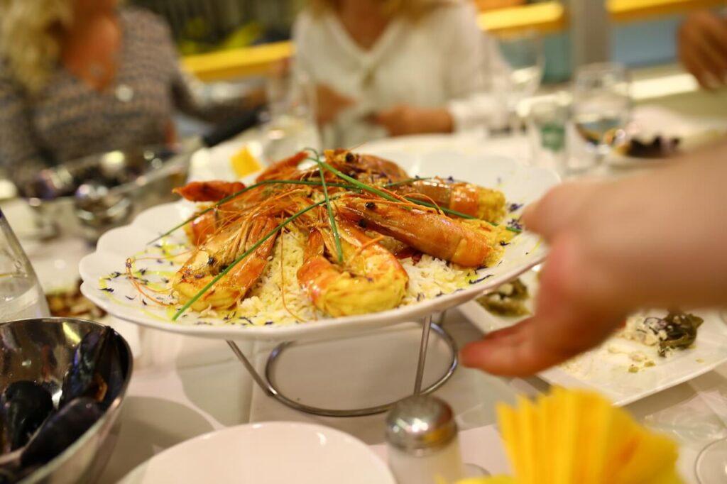 Rhodes Mavrikos Restaurant