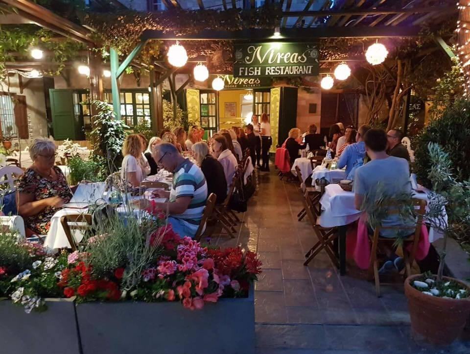 Rhodes Nireas Taverna