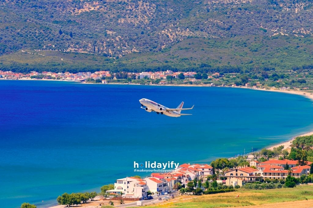 How to get to Samos