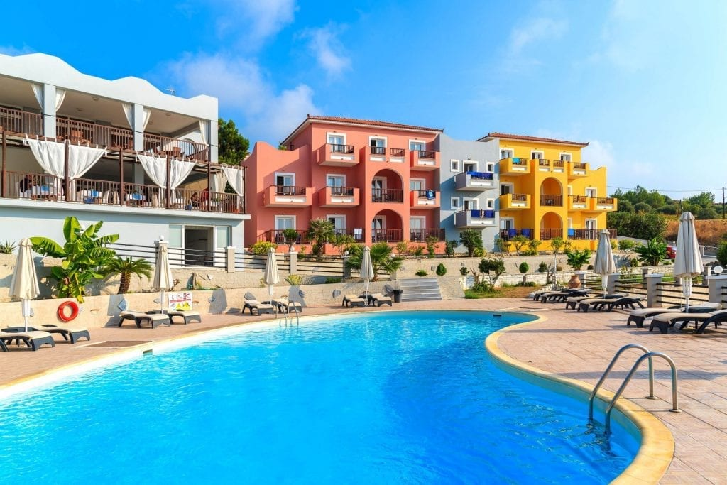 Samos Hotels