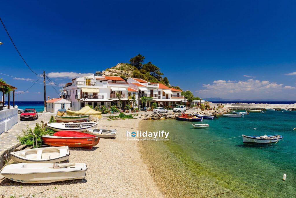Samos Villages