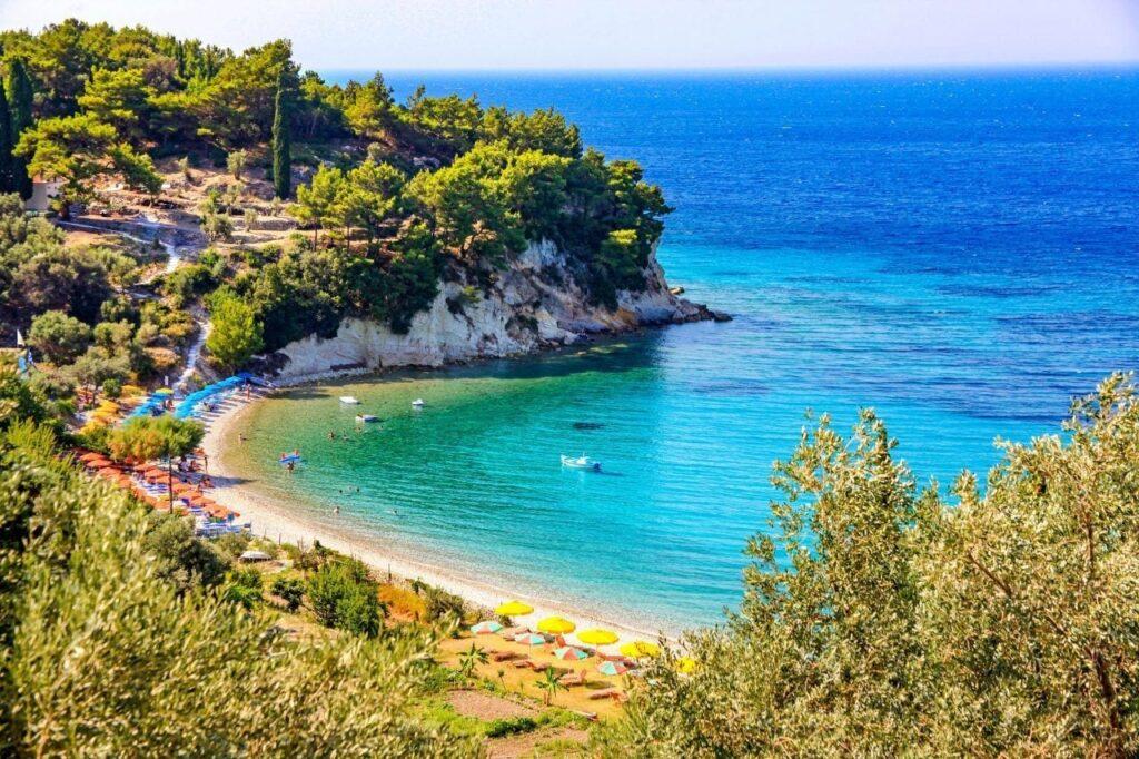 Beaches of Samos