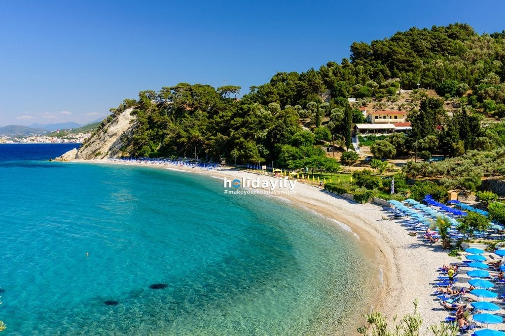 Samos Beaches