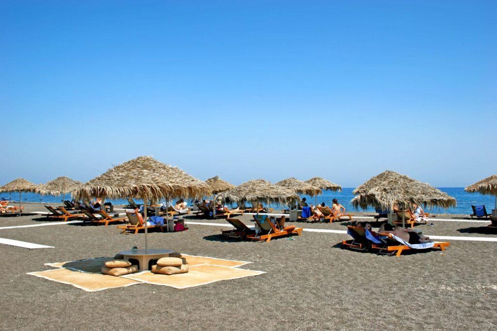 The Best Beach Hotels in Santorini