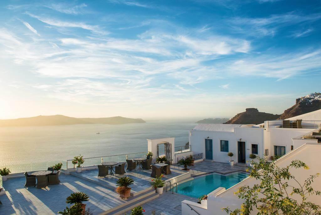 Anteliz Suites, Santorini Otelleri