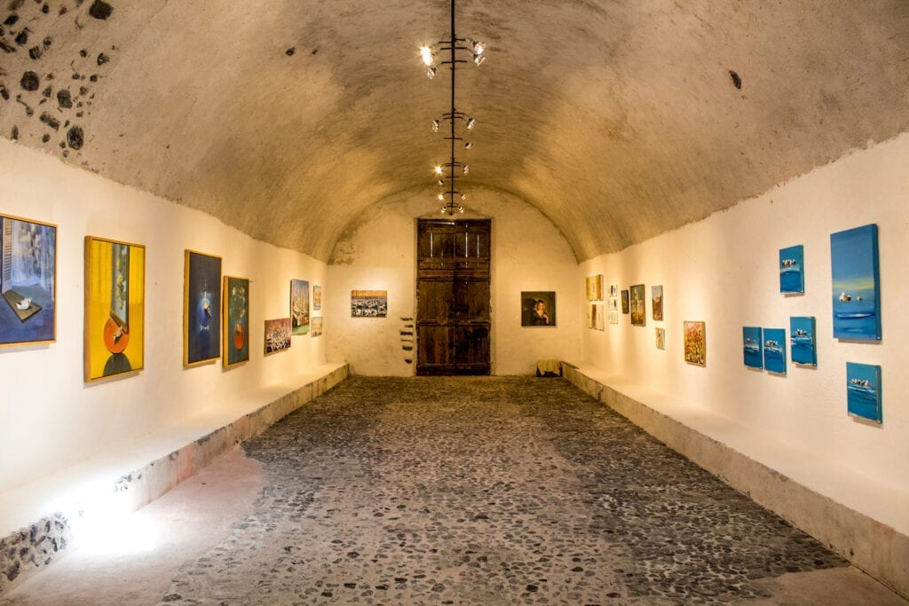Santorini Art Space
