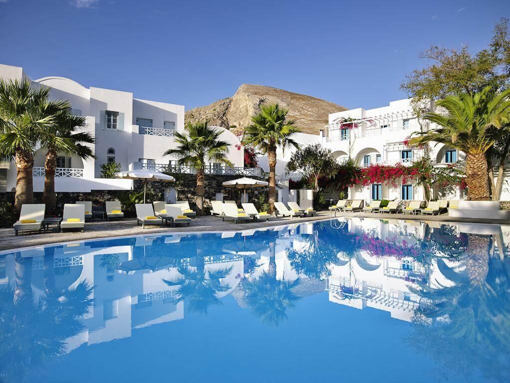 Santorini Kastelli Resort, Yunanistan