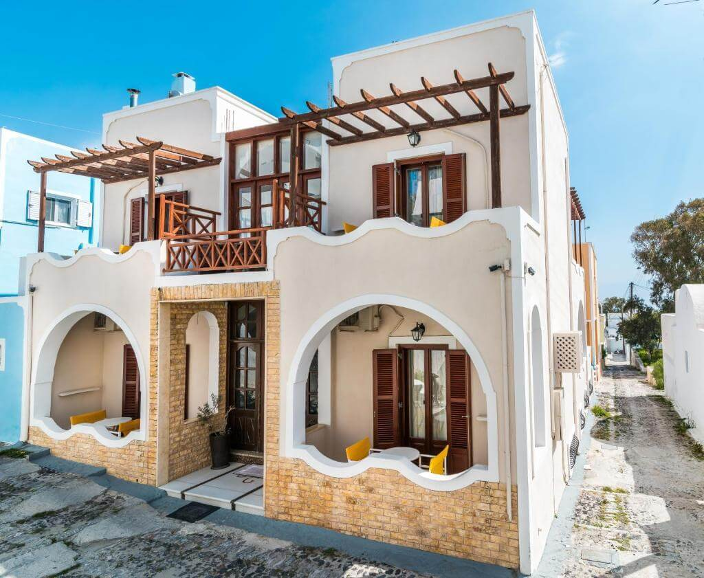 San Giorgio Hotel, Cheap Hotels in Santorini