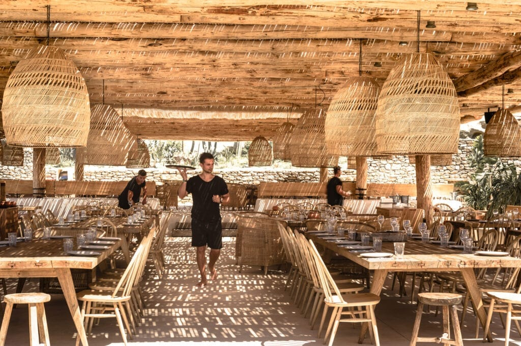 Scorpios, Best Restaurants in Mykonos Town