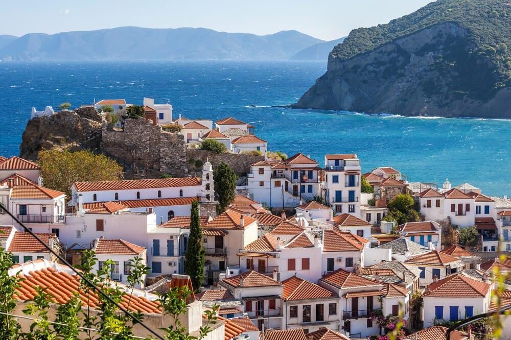 Skopelos Town - Chora