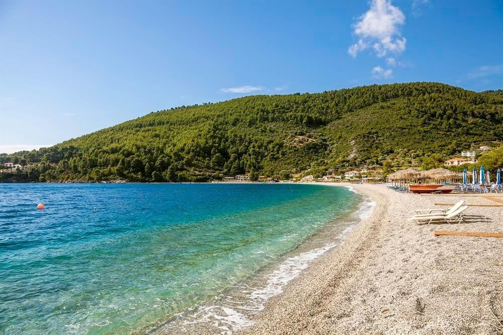 Sporades islands: Beaches of Skopelos