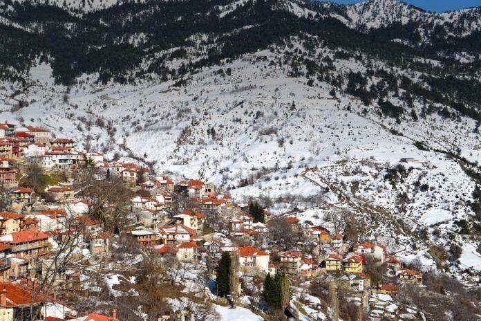 Yunanistan'da Kışın Gidilecek Yerler
