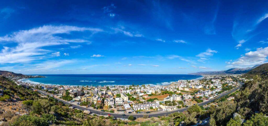 Stalida, Crete, Greece