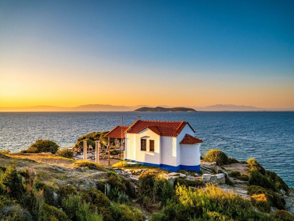 Things to do in Thassos