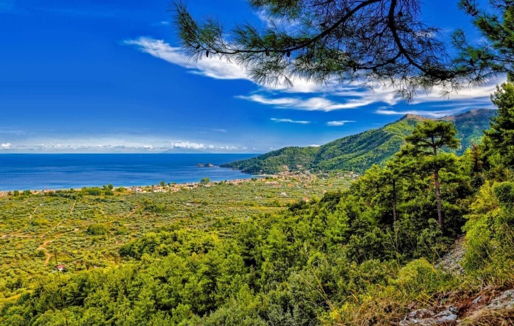 Best time to visit Thassos