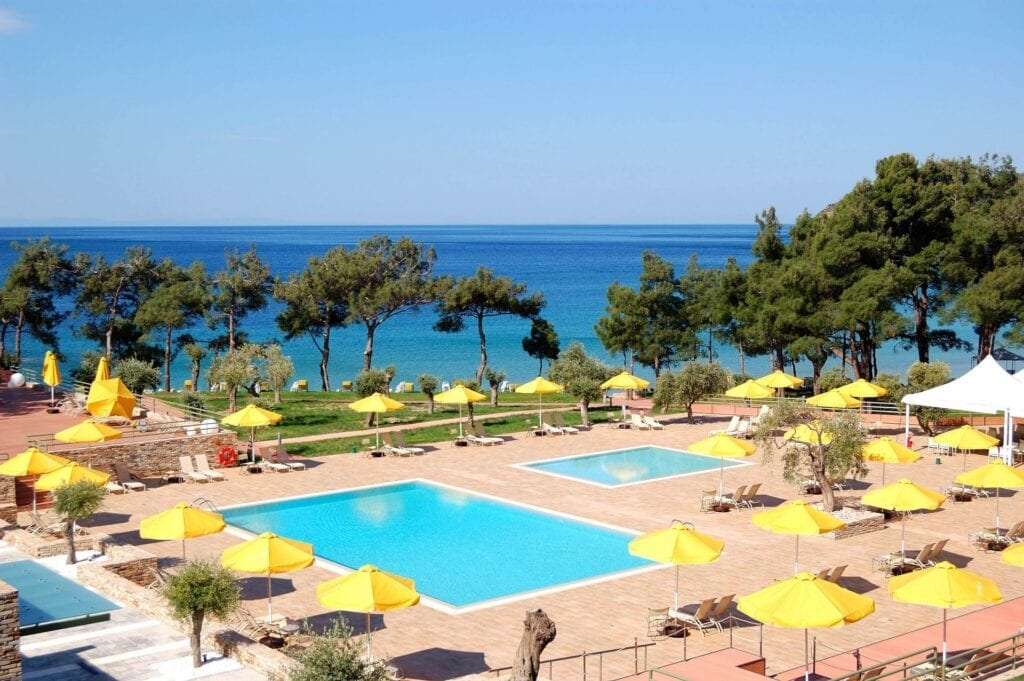 Where to stay in Thassos