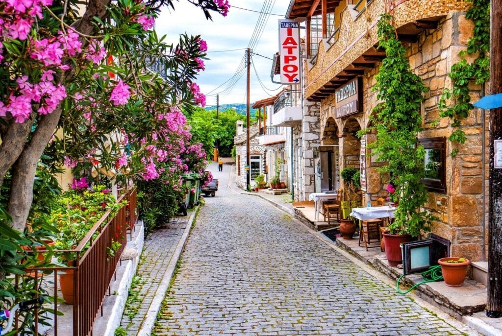 What to do in Thassos