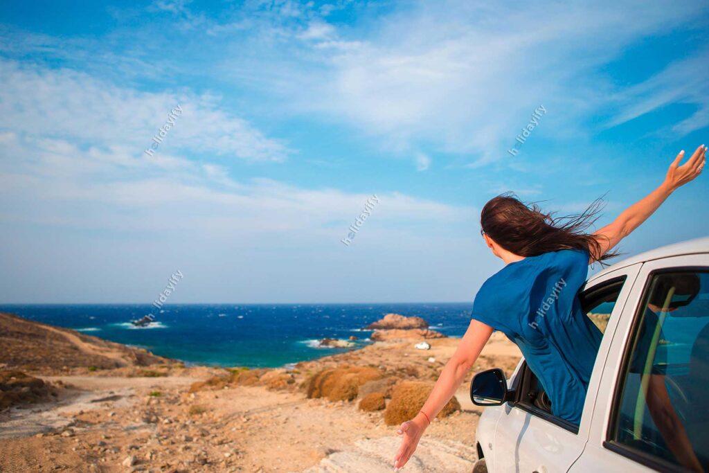 Travel Greece by Car