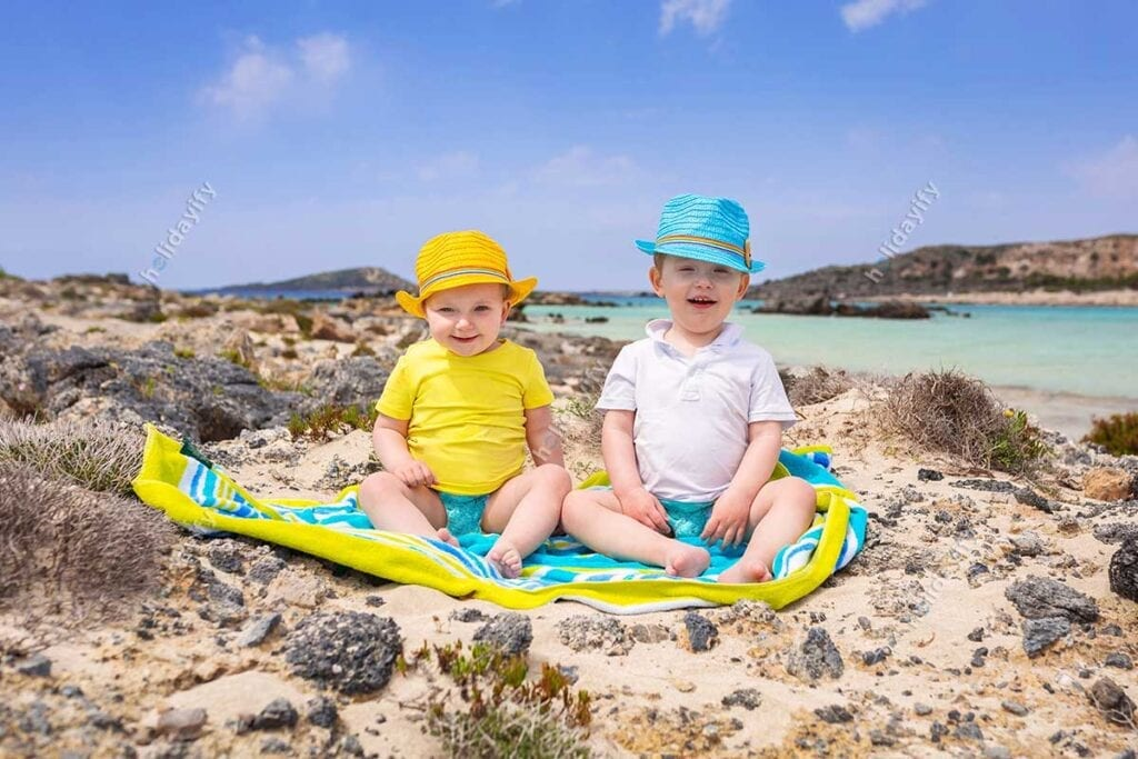 Family Holidays with Kids in Crete