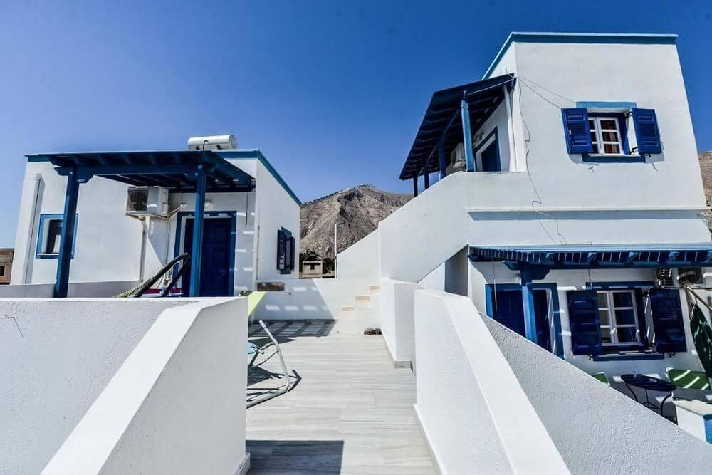 Villa Kostas, Santorini, Yunanistan