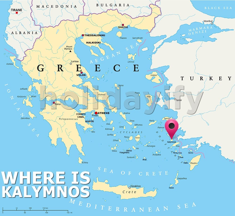 Where is Kalymnos