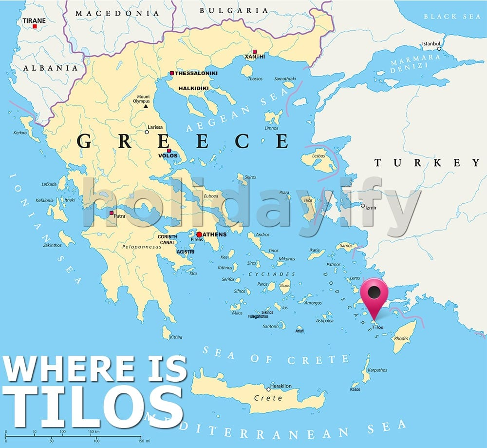 Where is Tilos
