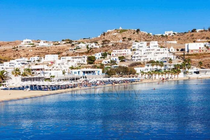 Where to stay in Mykonos